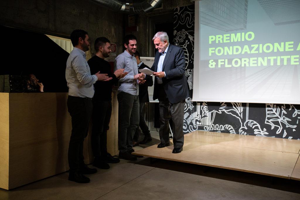 Premiazione 1° classificato - Florentite